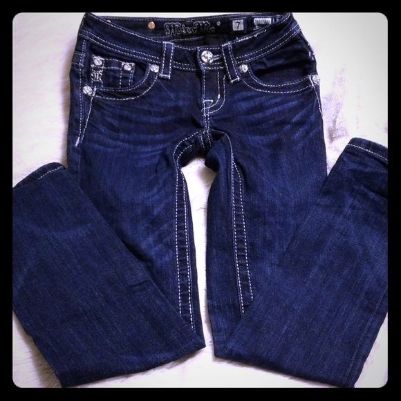 Miss Me Other - Miss Me Jeans size 7